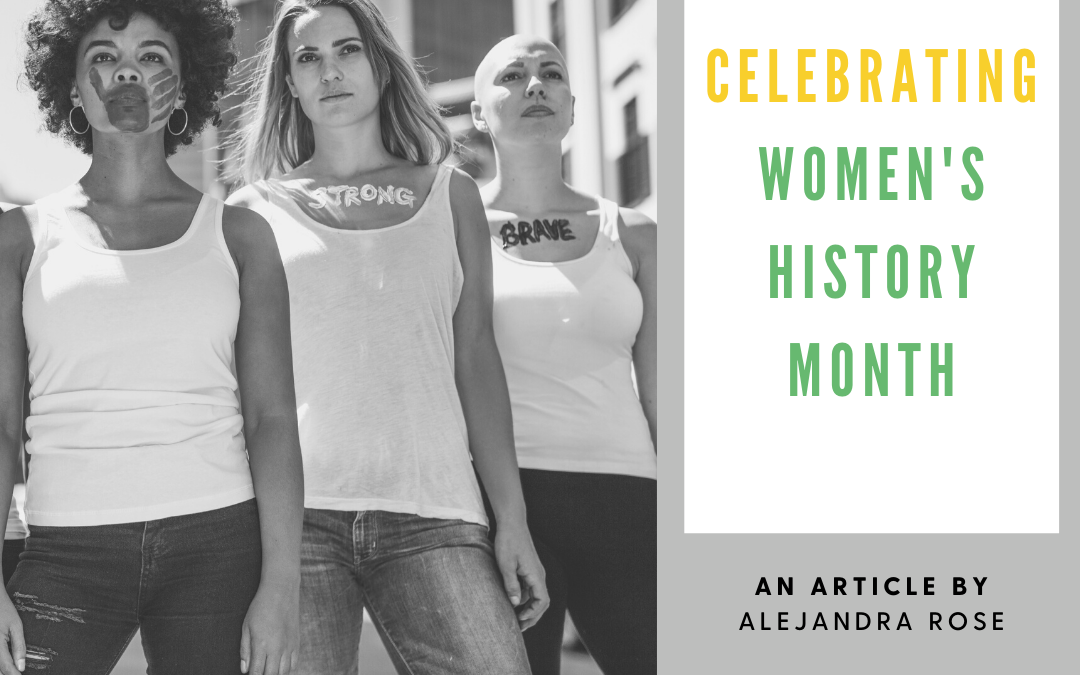 10 Ways to Celebrate Women's History Month