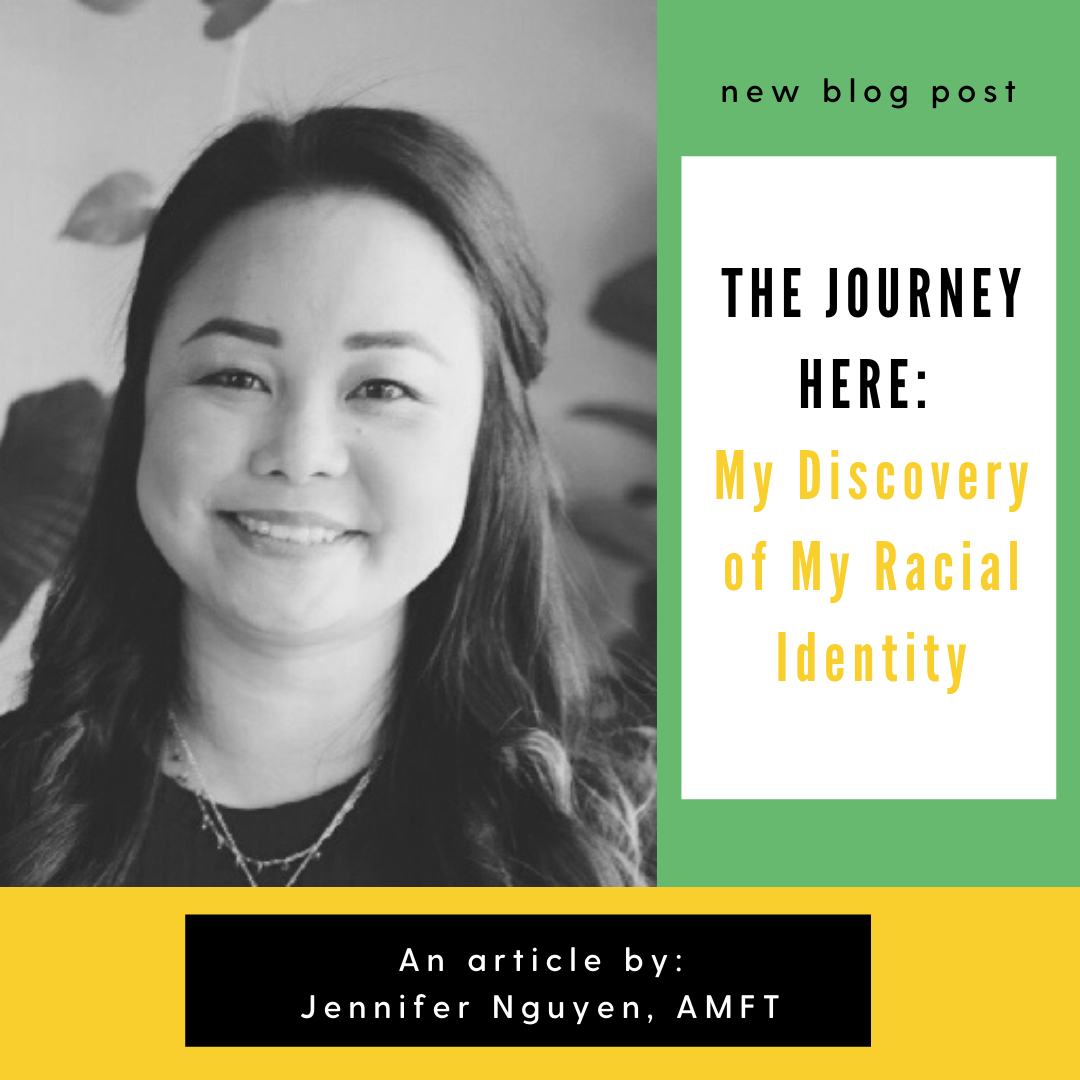 The Journey Here:  My Discovery of My Racial Identity