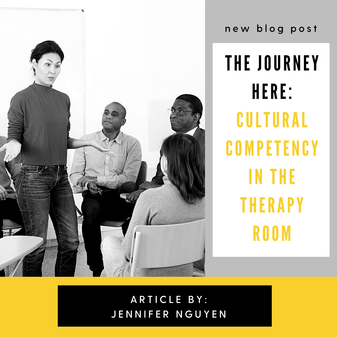 The Journey Here: Cultural Competency in the Therapy Room