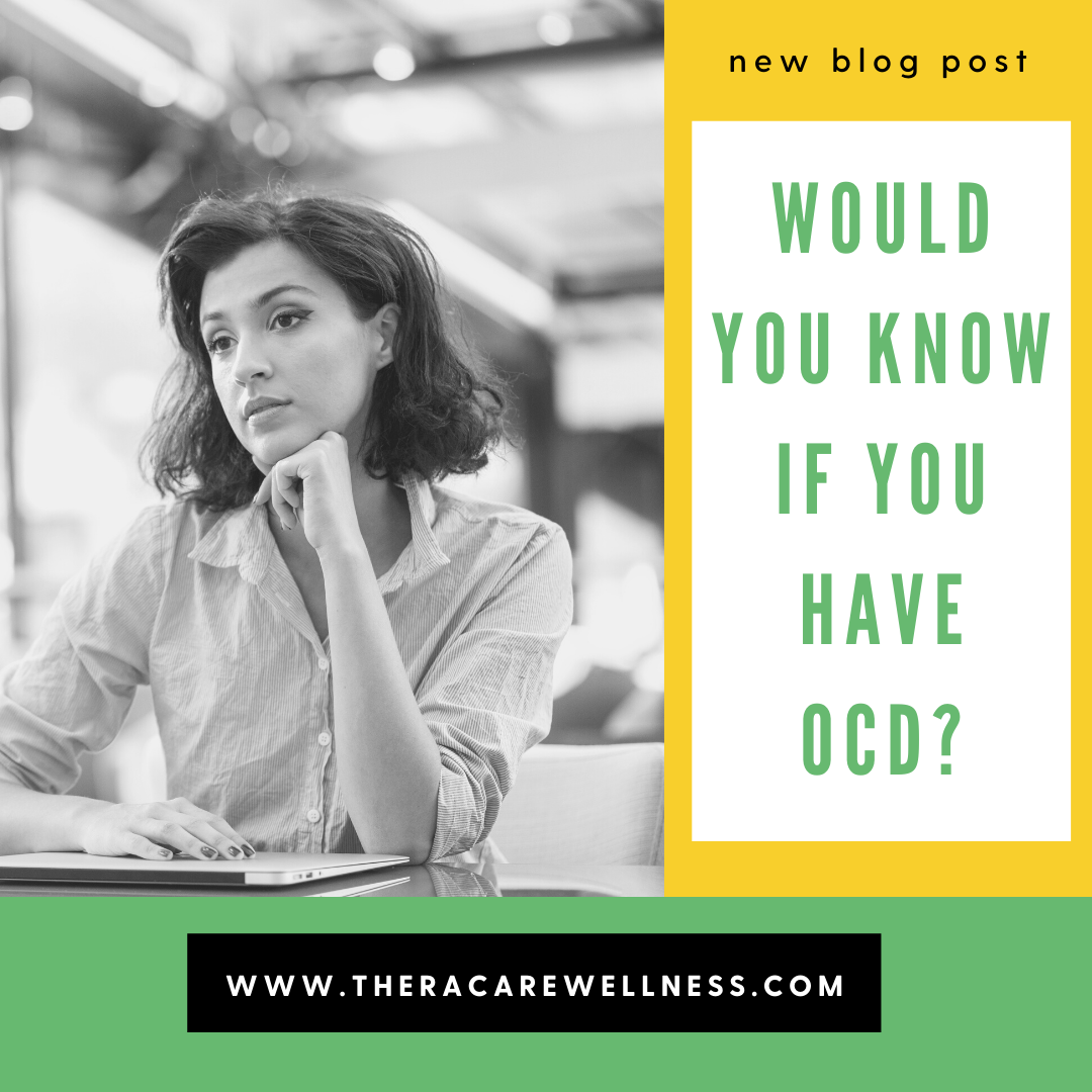 Would You Know If You Have OCD?