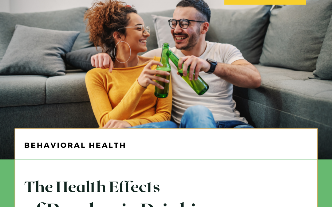 The Health Effects of Pandemic Drinking