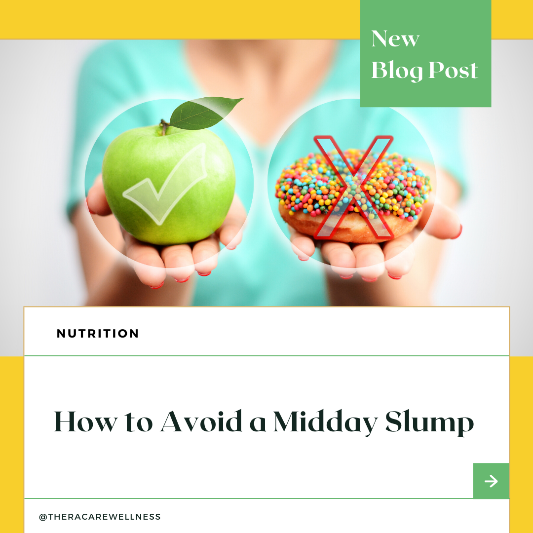 How to Avoid a Midday Slump