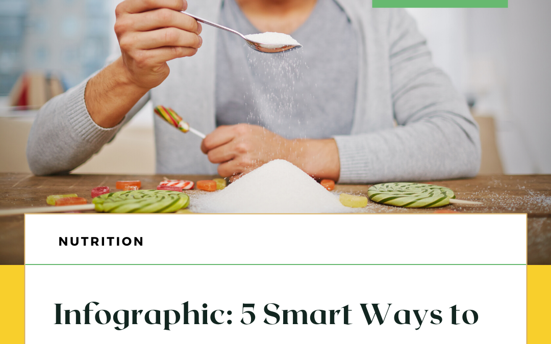Infographic: 5 Smart Ways to Eat Less Sugar